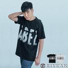 韓國製【OBIYUAN】短T 高磅 漸層 字母 衣服 短袖T恤 共2色【BBL003】
