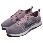 Nike 慢跑鞋 Wmns Dualtone Racer 粉紅 紫 白底 透氣網料 輕量透氣 運動鞋 女鞋【PUMP306】 917682-605