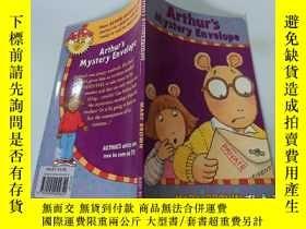 二手書博民逛書店Arthur s罕見Mystery Envelope:亞瑟的神秘信封Y200392