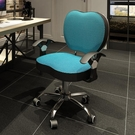 學習椅子 兒童學習椅子可升降矯姿寫字椅學生椅書桌椅辦公椅電腦椅家用轉椅 快速出貨YJT