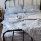 藍色花嫁 D2雙人床包雙人被套四件組 1...