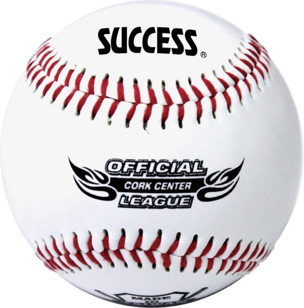義大文具~成功 S4101 軟木硬式縫線棒球(比賽用)