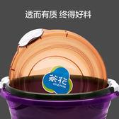 618好康鉅惠茶花大號加厚臉盆家用成人塑料洗衣盆 東京衣櫃