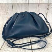 BRAND楓月 BOTTEGA VENETA BV 深藍綠色 雲朵包 繩包 水餃包 側背包 肩背包 手拿包