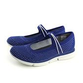 MERRELL ZOE SOJOURN MJ KNIT Q2  平底鞋 娃娃鞋 藍色 女鞋 MLML93810 no895