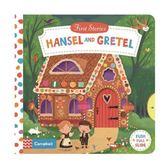 Hansel And Gretel 糖果屋-硬頁拉拉操作書