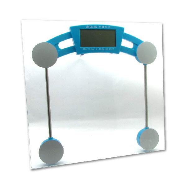 【電子體重計】Dr.AV 聖岡科技 BS-2829 特大螢幕全家福 家庭健康秤 (國民機) 電子體重計