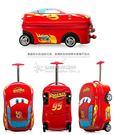 18吋兒童拉桿旅行箱萬向輪卡通汽車行李箱...