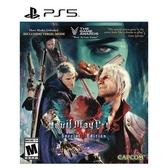附特典DLC 預購11/19上市【PS5原版片】惡魔獵人5 特別版 DMC5 中文版全新品【台中星光電玩】