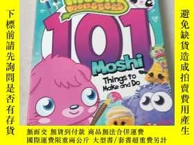 二手書博民逛書店101罕見Moshi things to make and do:101件要做的事情Y212829