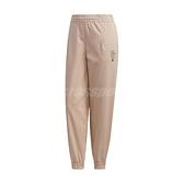 adidas 長褲 STY Woven New Pants 卡其 黑 女款 運動褲 運動休閒 【ACS】 GF0116
