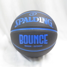 SPALDING BOUNCE 斯伯丁 七號籃球 PU籃球 SPB91004 黑藍【iSport愛運動】