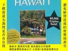 二手書博民逛書店So罕見you Want to Live in HAWAI IY