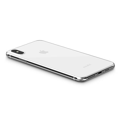 Moshi SuperSkin 勁薄裸感保護背殼 (iPhone XS Max) 晶透