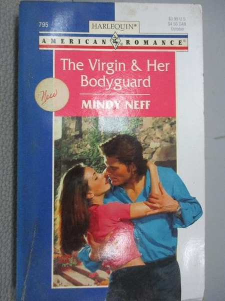 【書寶二手書T8/原文小說_MBK】The Virgn&Her Bodyguard_Mindy Neff