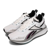 Reebok 慢跑鞋 Fusium Run 2.0 白 黑 女鞋 透氣 運動鞋 【ACS】 EH0367