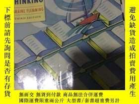 二手書博民逛書店reading罕見for thinking(third edit