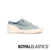 ROYAL ELASTICS London 天空藍英倫風帆布休閒鞋 (女) 93582-505
