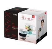 ●魅力十足● KANU 美式炭焙咖啡 附款式隨機l陶瓷馬克杯1個 (0.9g×100入/盒)