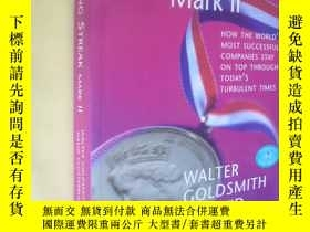 二手書博民逛書店英文Winning罕見Streak Mark II: How the World s Most Successfu