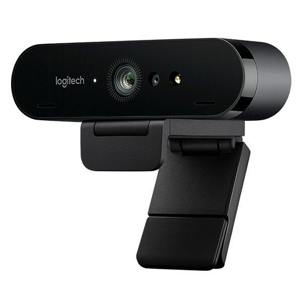 Logitech 羅技 BRIO 4K HD 網路攝影機