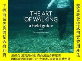 二手書博民逛書店The罕見Art Of WalkingY256260 David Evans Black Dog Publis