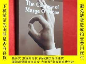 二手書博民逛書店The罕見Courage of Marge O Doone (小