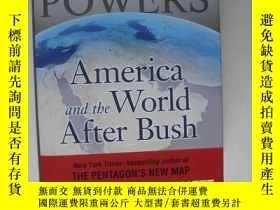 二手書博民逛書店Great罕見Powers: America and the World After BushY12014 T