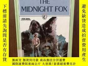 二手書博民逛書店The罕見Midnight FoxY12800 Betsy By