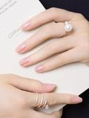 指甲油 DB少女裸色粉色指甲油持久不可剝防水無毒撕拉不掉色透明網紅果凍 歐歐