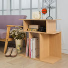 【H&R安室家】極簡風收納書架/置物櫃-...