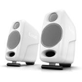 唐尼樂器︵免運公司貨 IK iLoud Micro Monitor 白色特別版 便攜式 藍芽 監聽喇叭