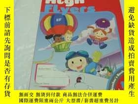二手書博民逛書店high罕見flyers teacher s book 1AY1