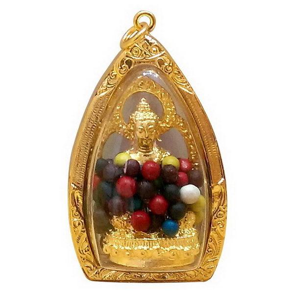 【十相自在】6.5公分 小佛像/法像 甘露佛龕掛墜吊飾(阿彌陀佛)