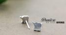 耳環 現貨 韓國 氣質甜美 超萌 可愛 925銀 大象 耳環 S92485 批發價 Danica 韓系飾品 韓國連線