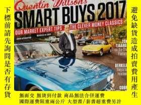 二手書博民逛書店thoroughbred罕見classic cars 老爺車雜誌 2017年5月 英文版Y42402