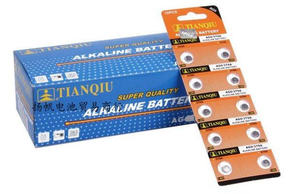 AG0 鈕扣型/水銀電池(1卡10顆) 39元
