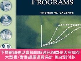 二手書博民逛書店Evaluating罕見Health Promotion ProgramsY255174 Valente, T