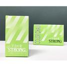 STRONG 自強牌 彩色粉筆 綠色 40支入