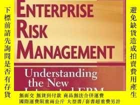 二手書博民逛書店Coso罕見Enterprise Risk ManagementY256260 Robert R. Moell