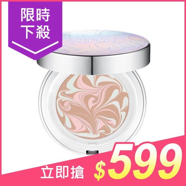 韓國 AGE 20 歐若拉極光煥彩爆水粉餅(12.5g) 款式可選【小三美日】原價$1380