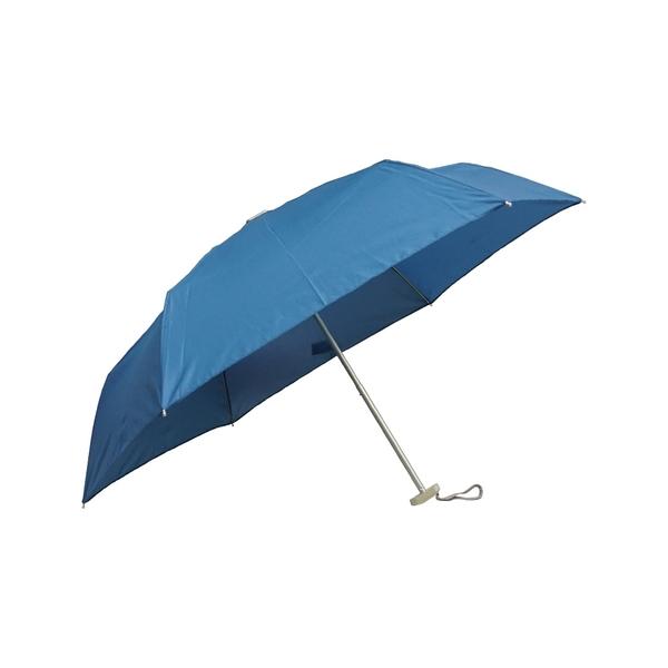 499 特價 雨傘 萊登傘 薄傘 扁傘 輕傘 口袋傘 手開三折傘 好攜帶 Leighton 抗UV 素色 (土耳其藍)