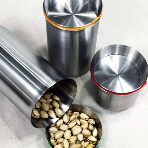 3色可選 JVR 韓國原裝不銹鋼保鮮罐 1300ml / 46oz