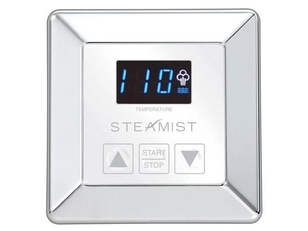 【麗室衛浴】蒸氣機溫控開關  美國原裝 STEAMIST  TC-150 溫控豪華型有溫度設定開關