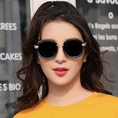 【雙11 大促】太陽鏡女大方臉圓臉新款偏光眼鏡
