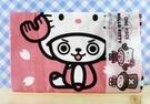 【震撼精品百貨】ONE PIECE&HELLO KITTY_聯名海賊王喬巴&凱蒂貓系列~方巾-粉
