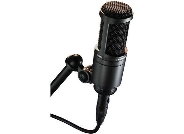 【WowLook】全新 鐵三角 Audio-Technica AT2020 麥克風