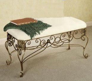 歐式鐵藝家居鐵藝椅子