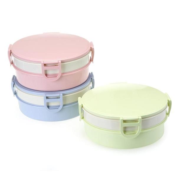 禮盒喜糖盒婚慶雙層分格果盤家用客廳糖果盒零食干果塑料收納盒子【八折搶購】