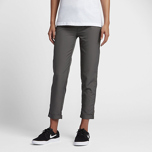 HURLEY|女 DRI-FIT SLOUCHY PANT 長褲-DRI-FIT(灰)